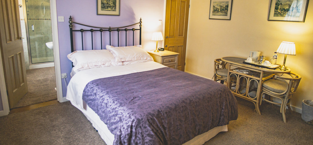 Bed and Breakfast Chichester Finisterre Ground Floor Bedroom