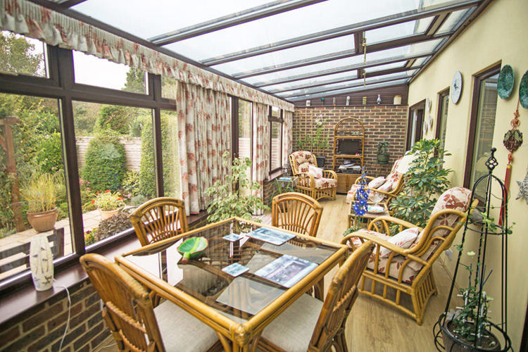 Finisterre Conservatory Garden Room Bed and Breakfast Chichester