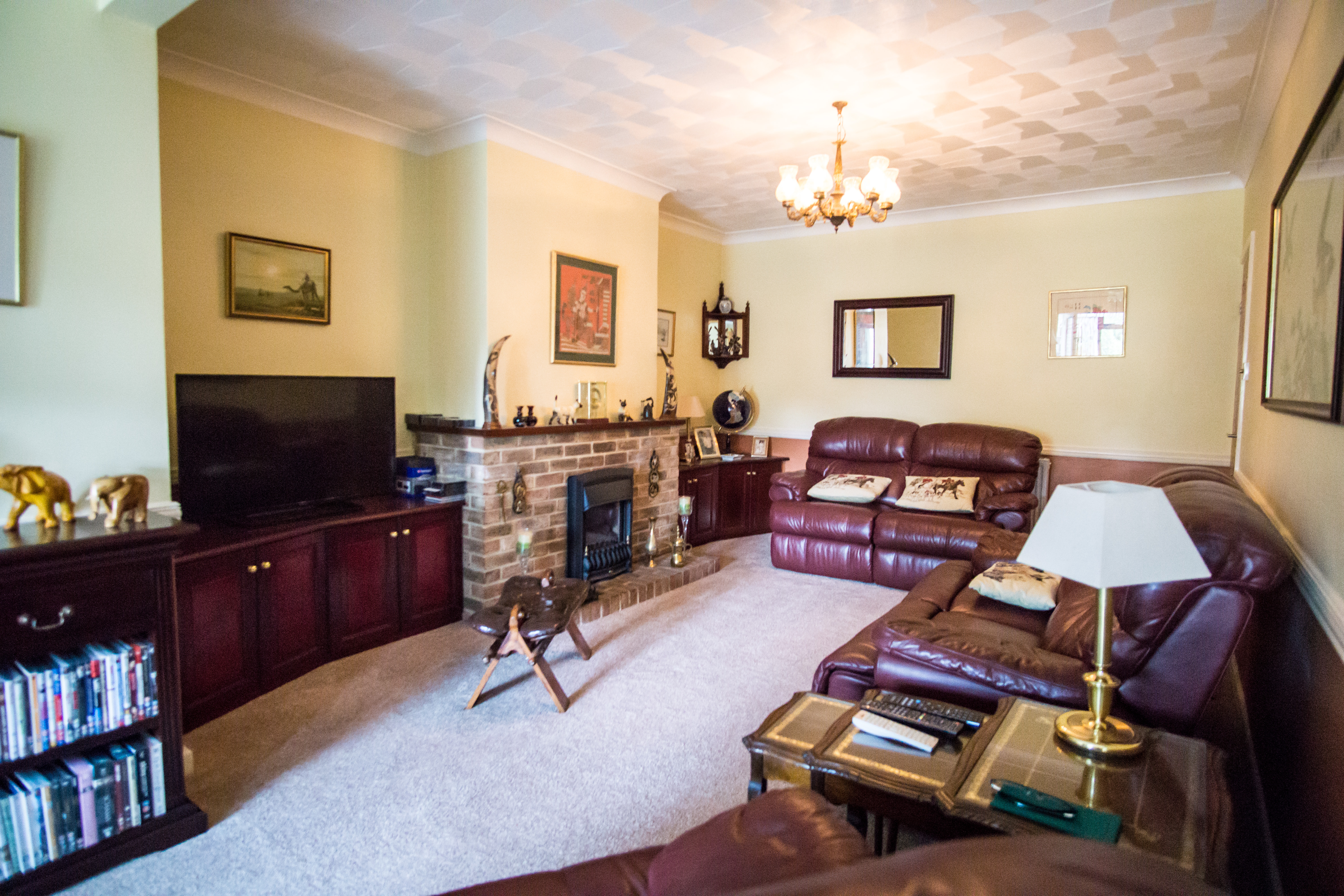 Lounge Finisterre Bed and Breakfast Chichester